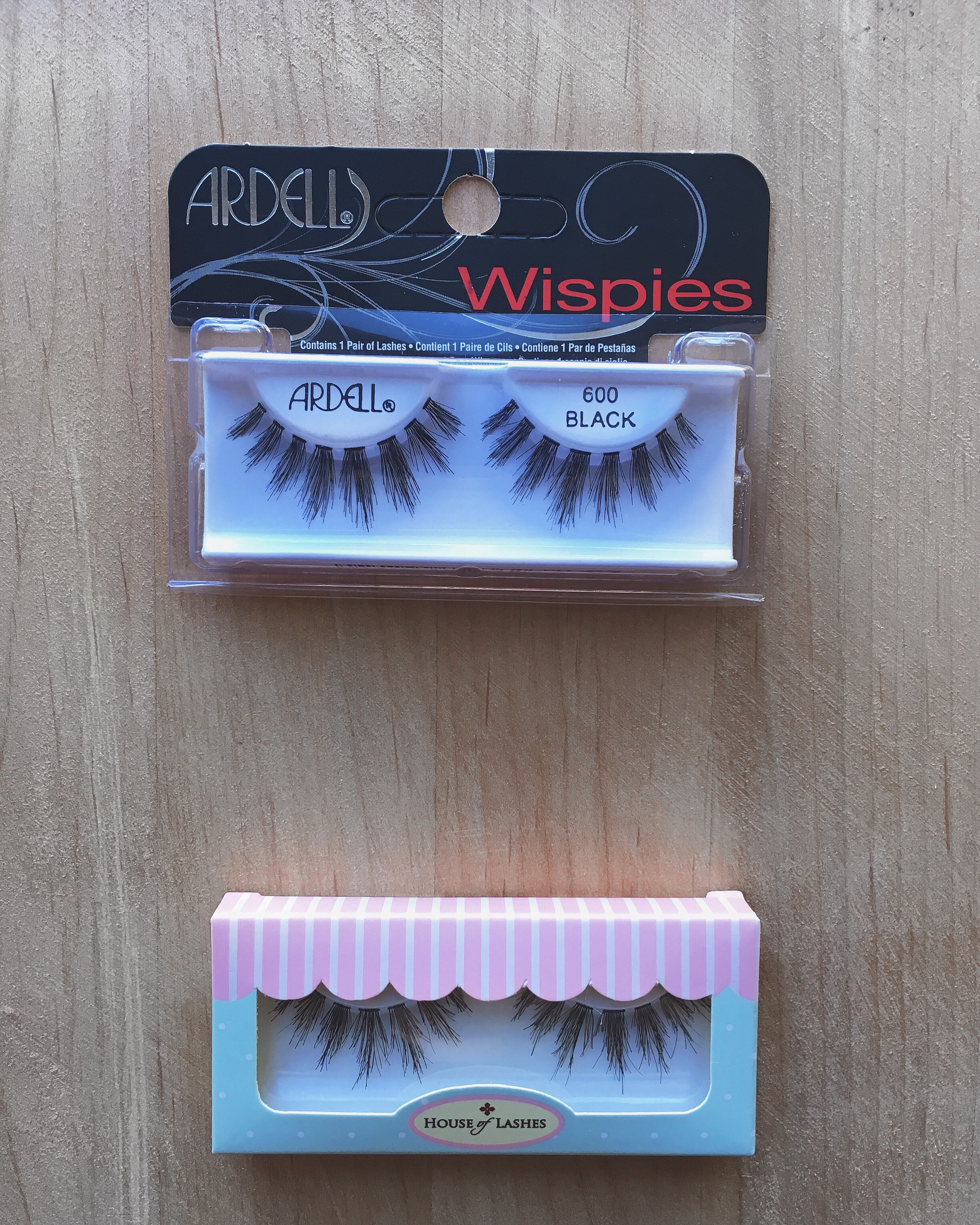 a878083cc11 I have talked way too much about my holy grail House of Lashes Bambie on  this page. Immediately I thought that these could be a dupe for Bambies.