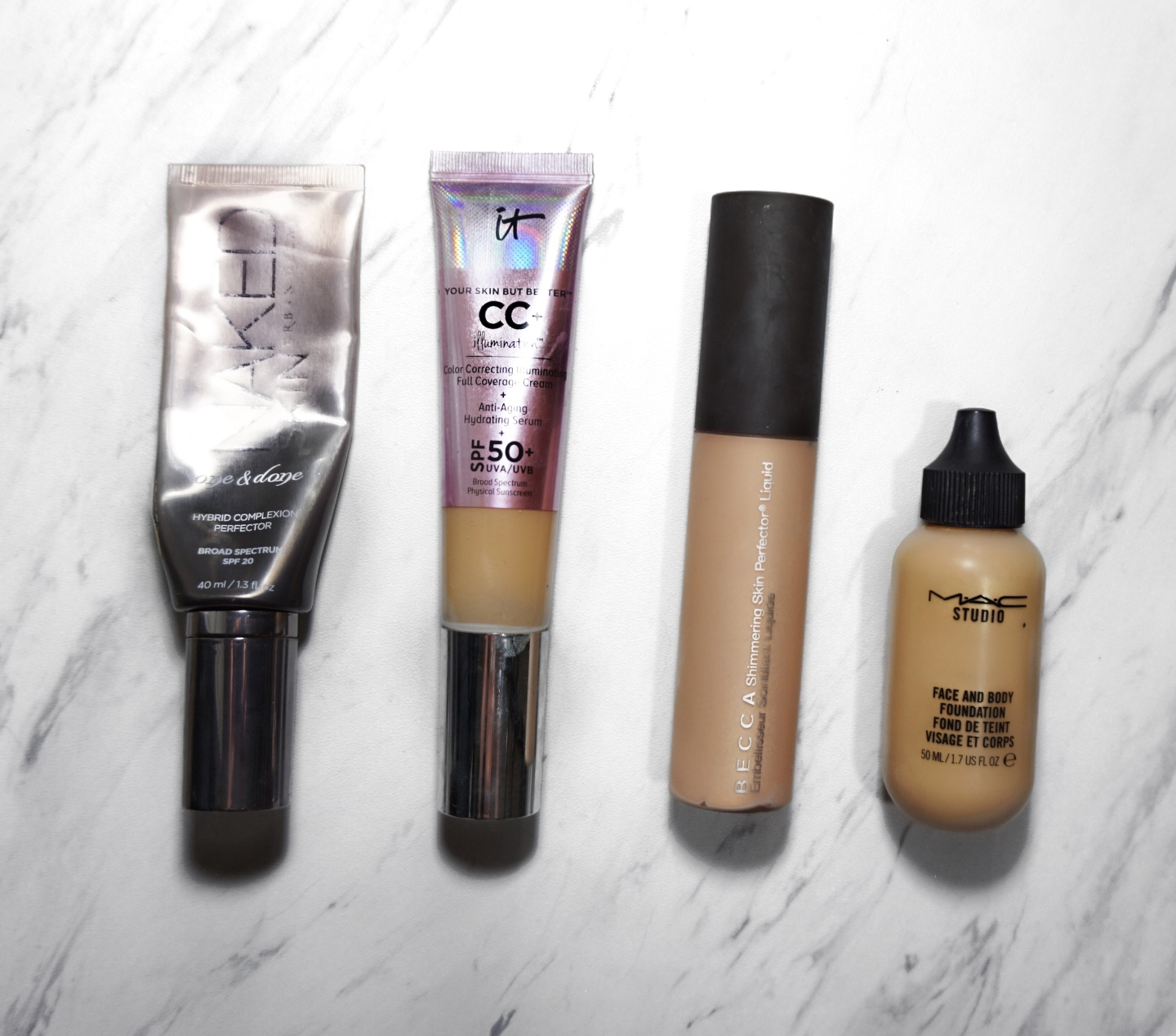 Light weight foundations oily skin foundation