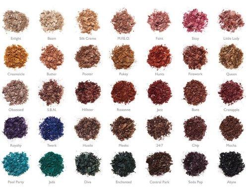 jaclyn hill morphe palette life palette